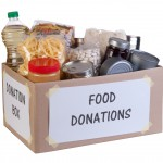 Food bank use is becoming increasingly common