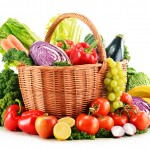Colourful fruits and vegetables contain a wealth of beneficial compounds, so enjoy!