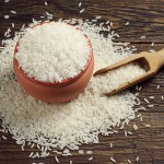 Some white rice can have the same effect on blood sugar as pure glucose or white bread.  Yikes!