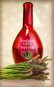 Asparagus love potion