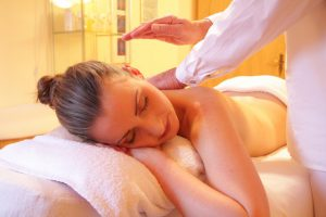 Some people find therapies which support relaxation helpful